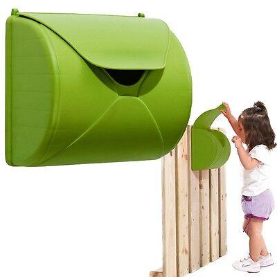 Kinder Briefkasten für Spielturm oder Spielhaus Kinderpost Abenteuerbett Post