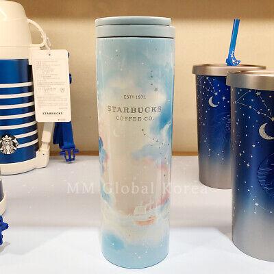 Starbucks 2021 SS Summer 3 Milky Way Troy Tumbler 473ml Limited Edition Korea