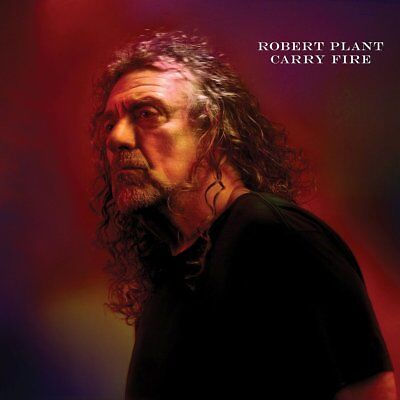 ROBERT PLANT CARRY FIRE 2-LP VINYL (Released October 13th 2017)