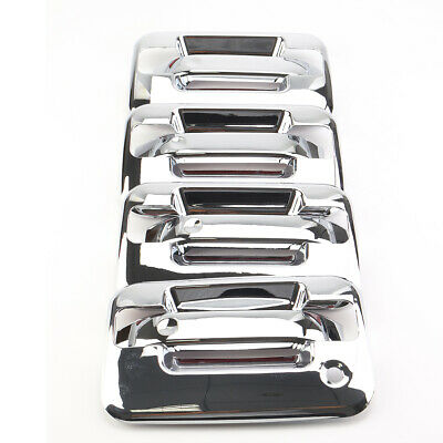 Chrome Plated 4-Door Handle Covers for Lincoln Mark LT FORD F-150 Pickup 04-14