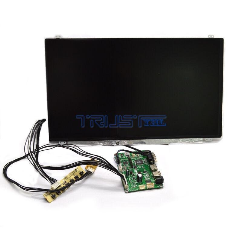 CHIMEI INNOLUX 15.6″ eDP LED Screen N156HGE-EA1 + LCD Controller Board DIY Kit