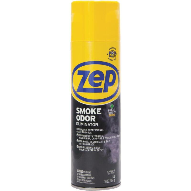 Zep 16 Oz Smoke Odor Eliminator ZUSOE16  - 1 Each