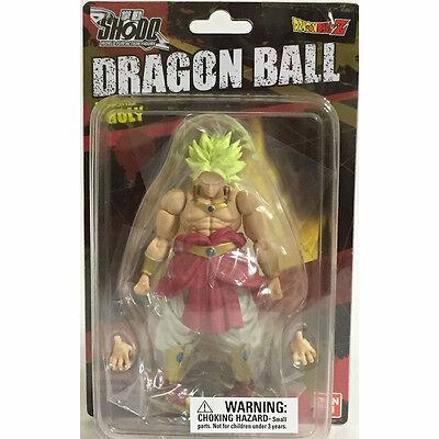 Dragon Ball Z Shodo Neo Super Saiyan Broly Action Figure NEW Toys Collectible