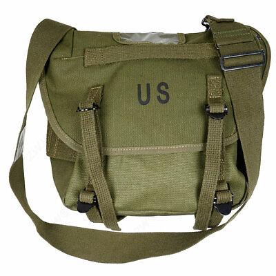 Vietnam War U.S. Army M1961 Field Pack Canvas Combat Bag Buttpack