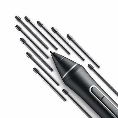 Wacom Standard Nibs for Digital Pro Pen 2 3D (10 Pack) (ACK22211)