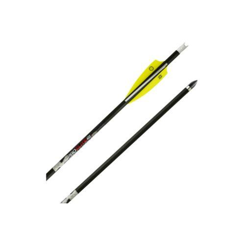 Ten Point Pro Elite 400 Alpha-Nock Crossbow Arrows – 6 Pack - HEA-660