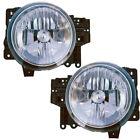 Headlights for Toyota FJ Cruiser