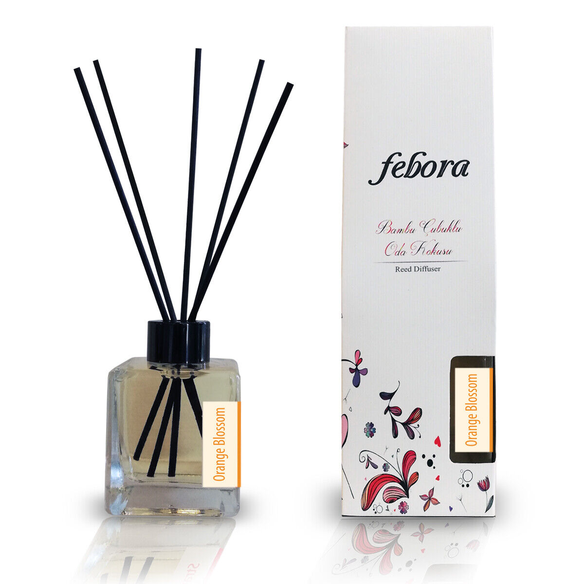 aromatic reed diffuser 3 4 oz 100ml