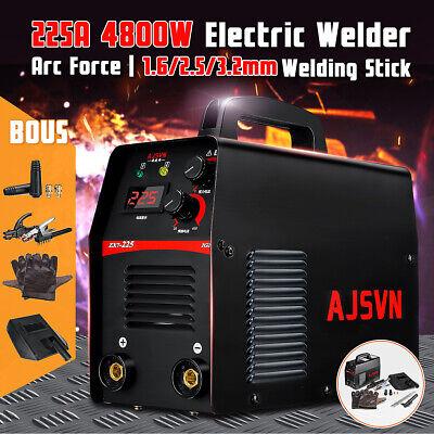 220v 225a Digital Electric Welding Machine Igbt Inverter Stick Welder Arc Force