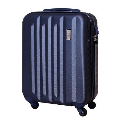Usado, Equipaje de mano rígida con ruedas equipaje de mano 30 litros azul 811B segunda mano  Embacar hacia Spain