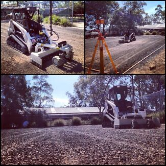 Earthmoving Excavation Services