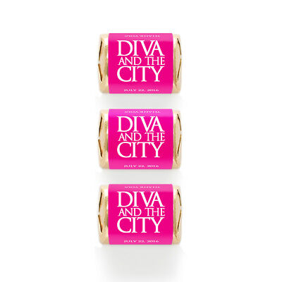 Party City Favors (30 Bachelorette Diva Sex in the City Party Favors Personalized Nugget)