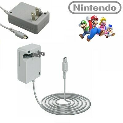 AC Adapter Home Wall Charger Power Adapter Cord For Nintendo DSi 2DS 3DS, 3DS XL