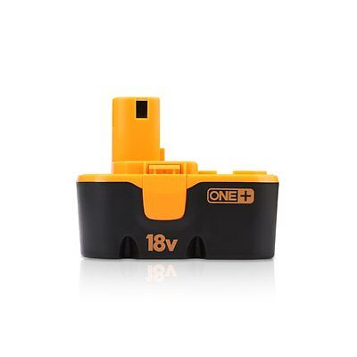 18V Replacement Battery For Ryobi P100 P101 High Capacity Cordless Power Tools