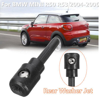 Rear Washer Jet Nozzle For BMW MINI R50 R53 July 2004 to October 2006 All Model