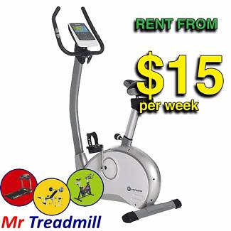 EXERCISE BIKES FOR HIRE FROM $15 PER WEEK | MR TREADMILL