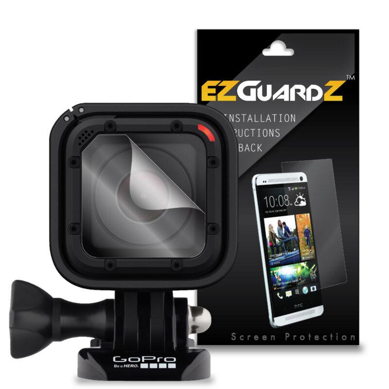 5X EZguardz Screen Protector Skin Cover Shield 5X For GoPro Hero 4 Session Lens