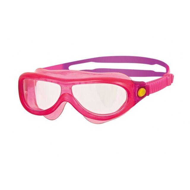Zoggs Phantom Kids Mask / Goggles - Pink 0-6 Years