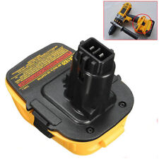 New Dewalt DCA1820 20V MAX To 18V Adapter Converter For Dewalt Li-Ion Battery