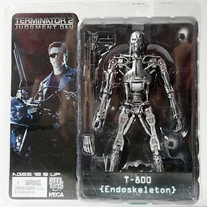 Movie Neca Terminator 2 Judgment Day T-800 Endoskeleton 7