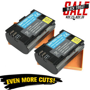 2X-NEW-Decoded-Battery-for-Canon-LP-E6-EOS-5D-Mark-II-III-EOS-7D-6D-60D-70D-UK
