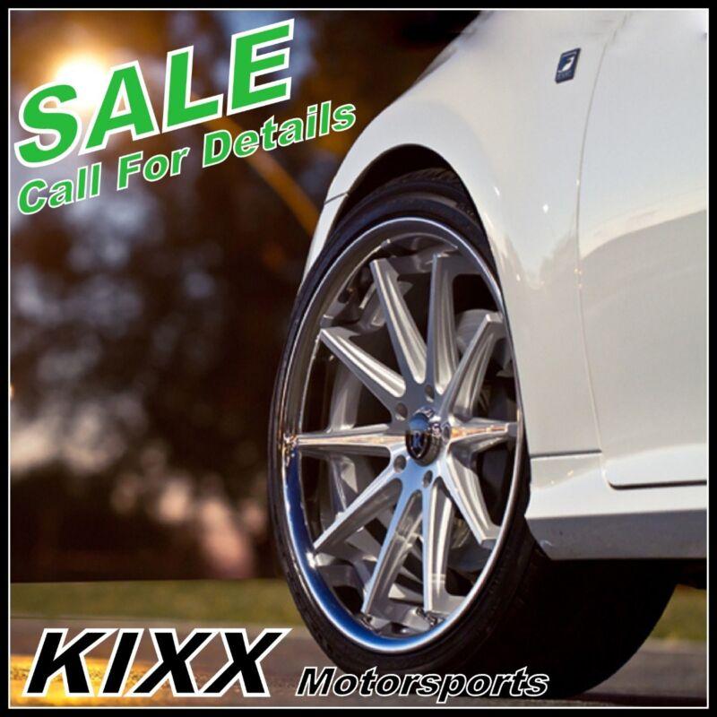 """20"""" Rohana Rc10 Silver Concave Wheels For Mercedes Benz W212 E350 E550 E63, Amg"""