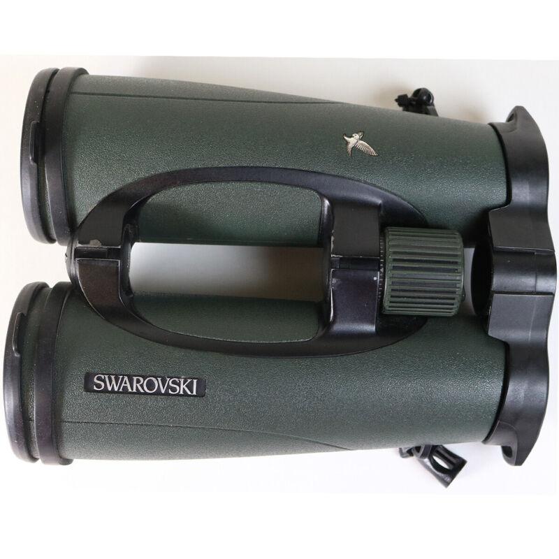 Swarovski EL Series 10x50 6,6° Binoculars With Lens Covers Swarovision