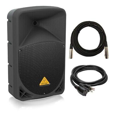 Behringer Eurolive B112D Powered PA Speaker CABLE KIT