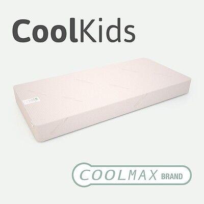 CoolKids - 3FT Single 15cm - Pocket Sprung Memory Foam Mattress - CoolMax