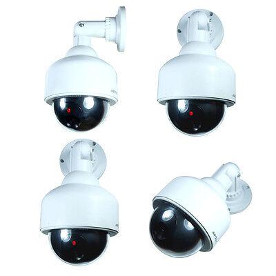 4X  Indoor / Outdoor Dummy Camera Doom Fake Security Surveillance Camera CCTV