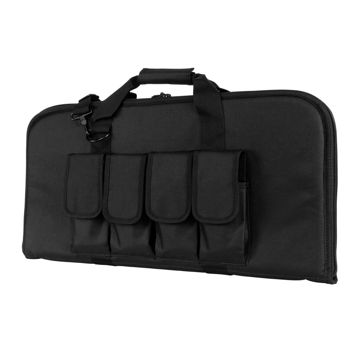"VISM Tactical 28"" Subgun .223 5.56 Pistol Rifle Case Mag Pou"