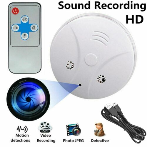 Hidden Spy Camera Motion Detection 1080P HD Video Recorder S