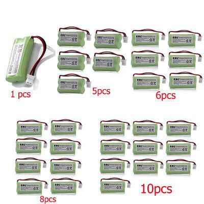 Lots Cordless Phone Battery Pack for VTech BT166342 BT266342 BT183342 BT283342   ()