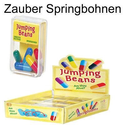 hnen Jumping Beans Spielzeug Anti-Stress Spielbohnen Scherz (Bean Spielzeug)
