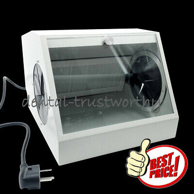 Hot Etcher Catcher Dust Collector Extractor For Dental Lab Etching Sandblasting