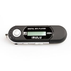 BLACK USB 8G 8GB WMA MP3 MUSIC PLAYER FM RADIO VOICE RECORDER WITH LCD SCREEN