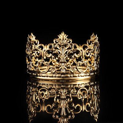 Crown For Cake (BESTONZON 1PC Tiara Crown Delicate Decorative Cake Decoration Crown for)