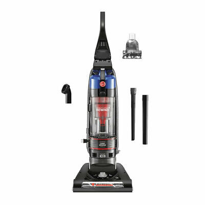 Hoover -UH70825  WindTunnel 2 Rewind Upright Vacuum - Blue (Hoover Windtunnel 2 Rewind Upright Vacuum Blue)