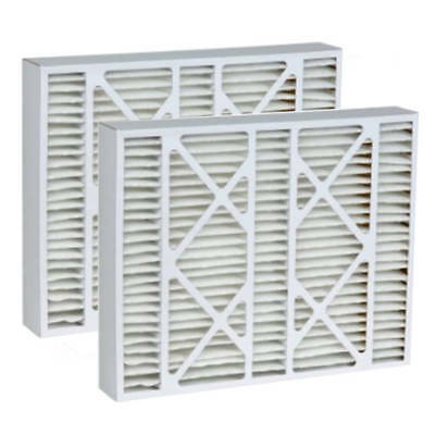 White Rodgers Furnace Filters - White Rodgers 20x25x4 Merv 8 Replacement AC Furnace Air Filter (2 Pack)