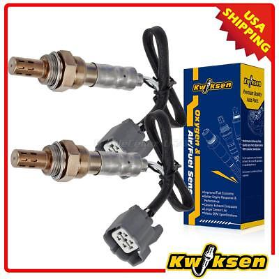 2xUp+Downstream Oxygen Sensor 1,2 For Honda Accord 98 99 00 01 02 DX EX SE (Honda Accord Ex Oxygen Sensor)
