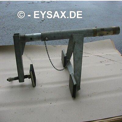 GEDA-Brüstungsklammer -  1-teilig,  Artikel-Nummer: 2383