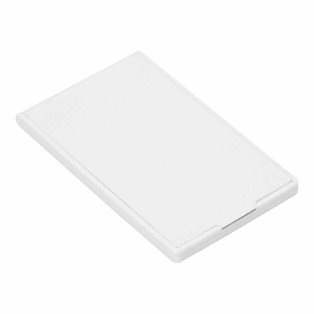 Handlicher Schminkspiegel / Taschenspiegel mit Aufsteller / Reisespiegel -NEU-
