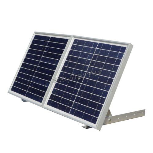 Solar Powered 25w Attic Ventilator Roof Mount Vent Fan W