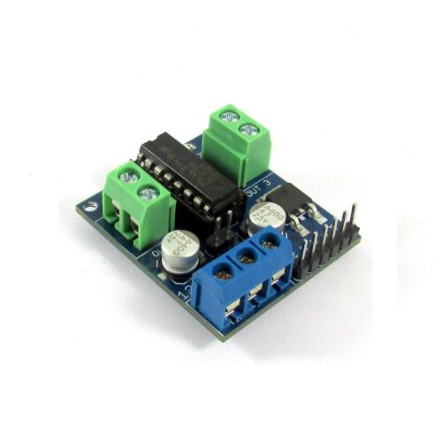l293d dual motor driver h bridge module board v 2 0 for