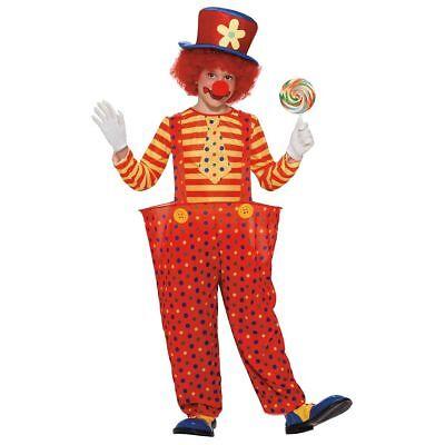 Hoopy the Clown Kids Costume sizes s,m,l Forum - Clown Costume Boys