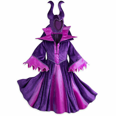 Disney Store Maleficent Sleeping Beauty Premium Costume Dress Size 13 girls NWT - Sleeping Beauty Maleficent Costume