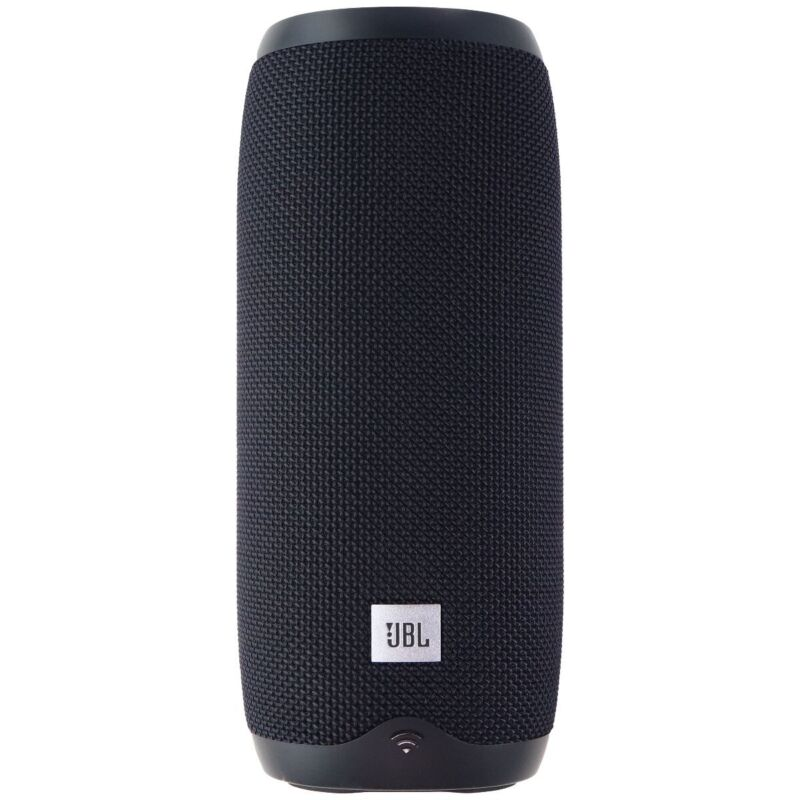 DEMO/FAIR (JBL) Link 20 Voice-Activated Bluetooth Speaker - Black / CHARGE PORT