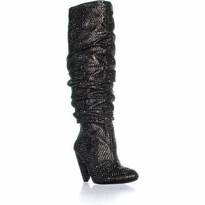 INC International Concepts Womens Gerii3 Almond Toe Knee High Fashion (Womens High Fashion)