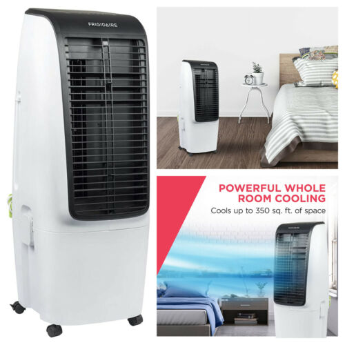 Frigidaire EC300W-FA Portable Evaporative Air Cooler Indoor Humidifier 600 CFM