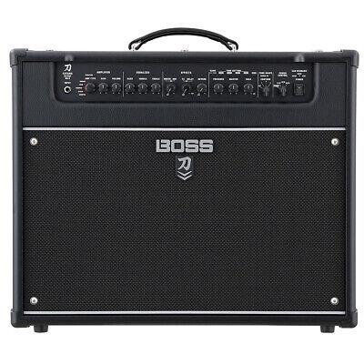 Boss Katana Artist MkII Guitar Amp Combo Amplifier, 100 Watts, 1x12 Waza Speaker